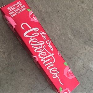 Lime Crime Makeup - Lime Crime Marshmallow Velvetine Matte Lipstick
